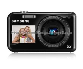 Permalink to Harga Kamera Digital Samsung PL120 Dual LCD