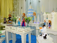 Decoração Infantil Frozen Porto Alegre