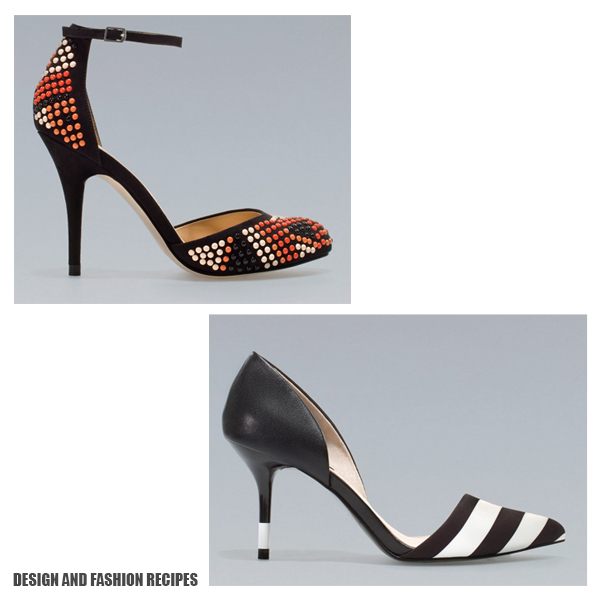 crazy shoes on design and fashion recipes by cristina dal monte