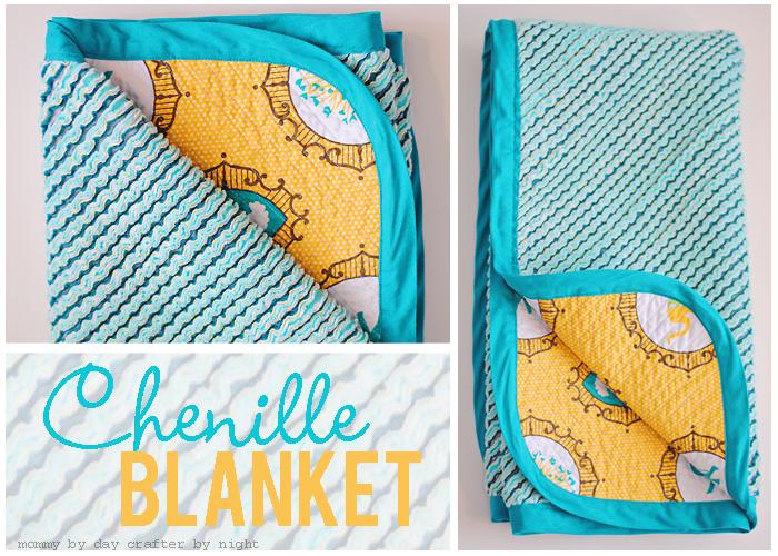 chenille blanket - Chenille Blanket