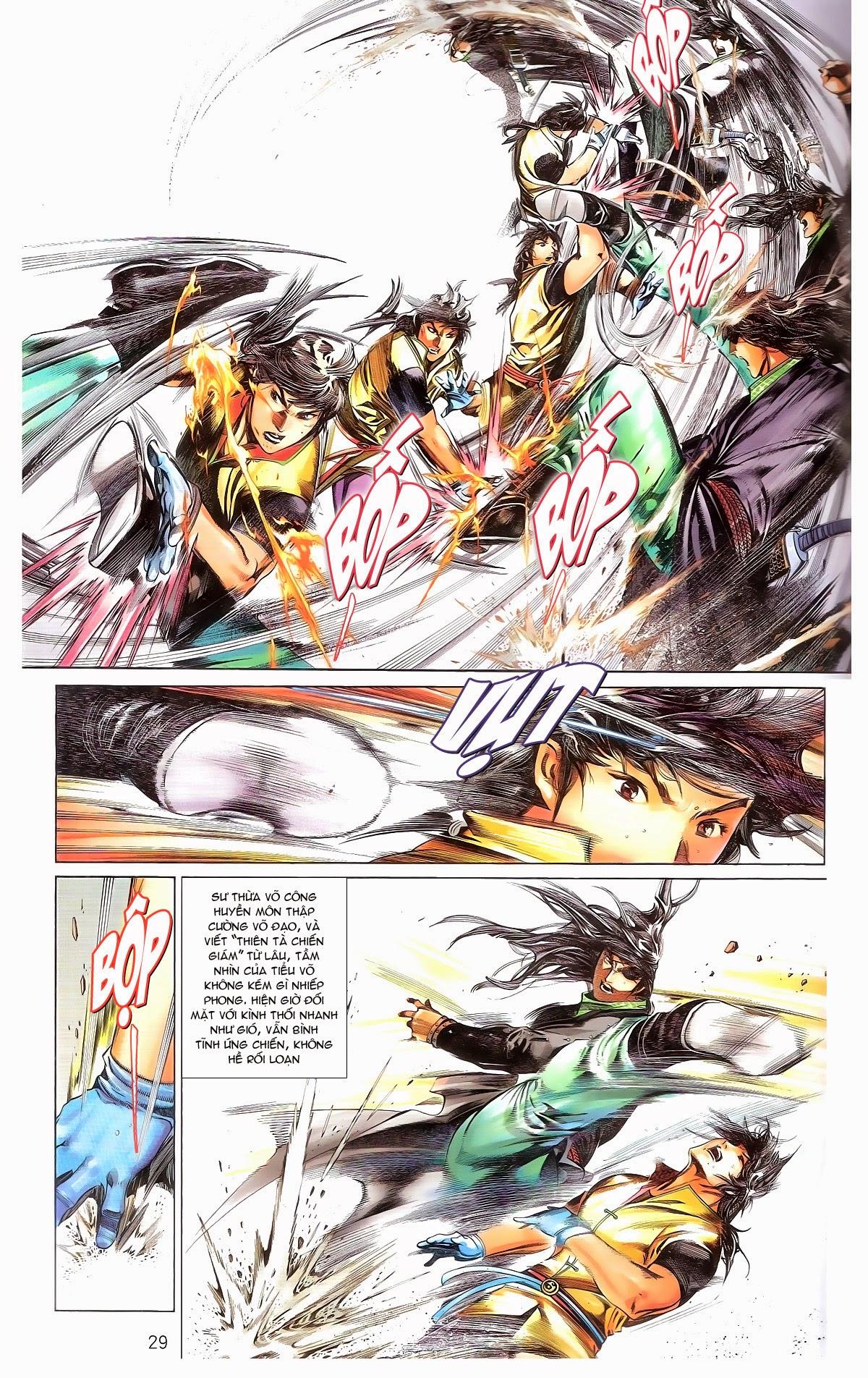 Phong Vân chap 674 – End Trang 31 - Mangak.info