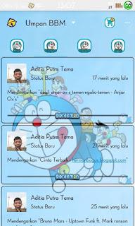 BBM Mod Tema Doraemon v 2.9.0.51 Mantap