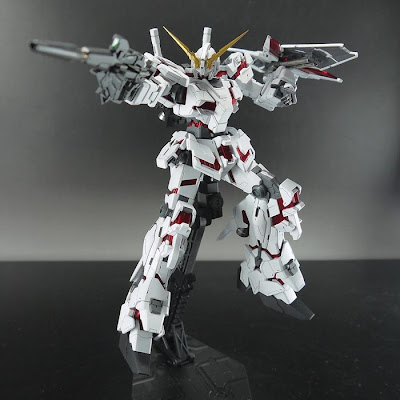 HGUC Unicorn Gundam Destroy Mode