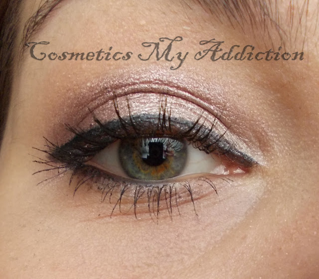Mój makijaż świąteczny z paletką Sleek storm
