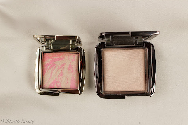 Hourglass Luminous Flush Ambient Lighting Blush size comparison spring 2014 in studio lighting