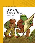 DIAS CON SAPO Y SEPO___ARNOLD LOBEL