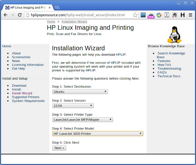 Linux Imageing and Printing 官方網站