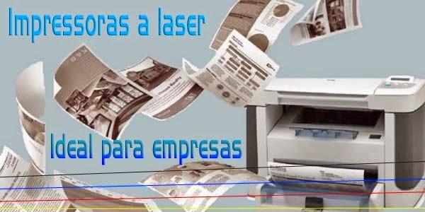 Impressoras a Laser: Ideal para empresas