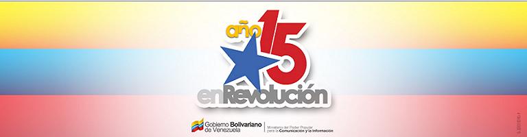 15AñosDeRevolución