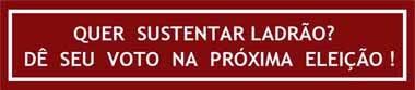 OPINIÃO ELEITORAL