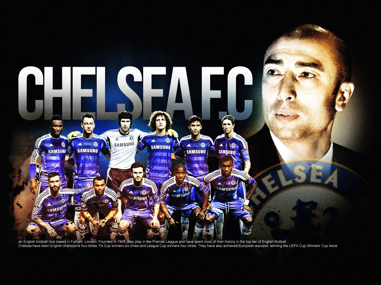 Chelsea FC Best Squad 2012 | Wallpapers & Pictures : FootballWiki