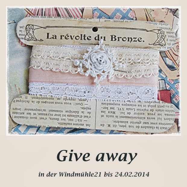 Give Away in der Windmühle