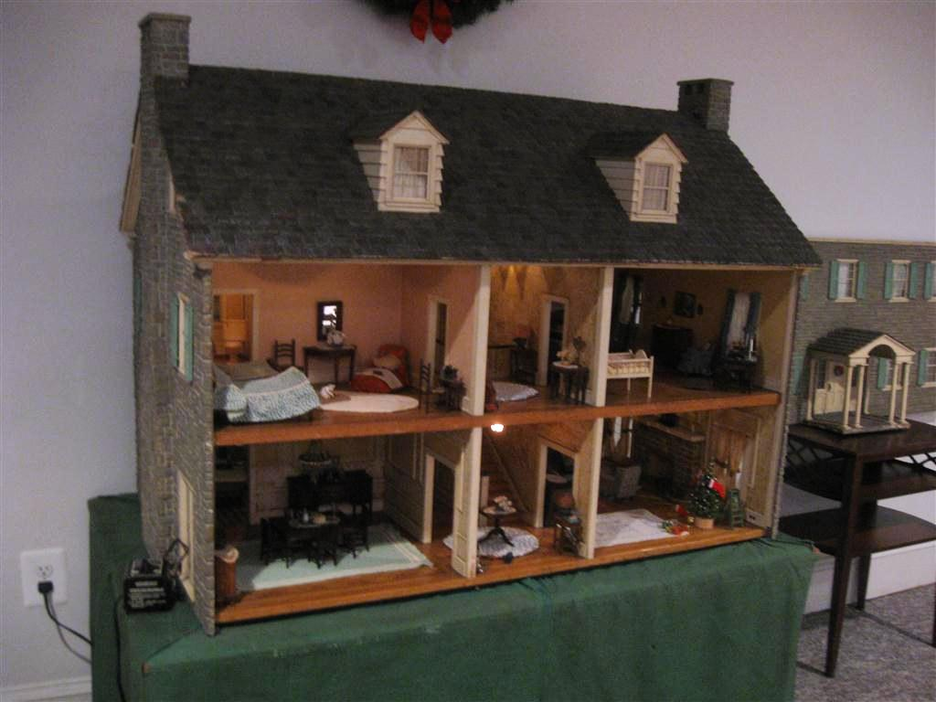 Dollhouse Kitchen Furniture Royal Heritage Society Of The Delaware Valley Doll House