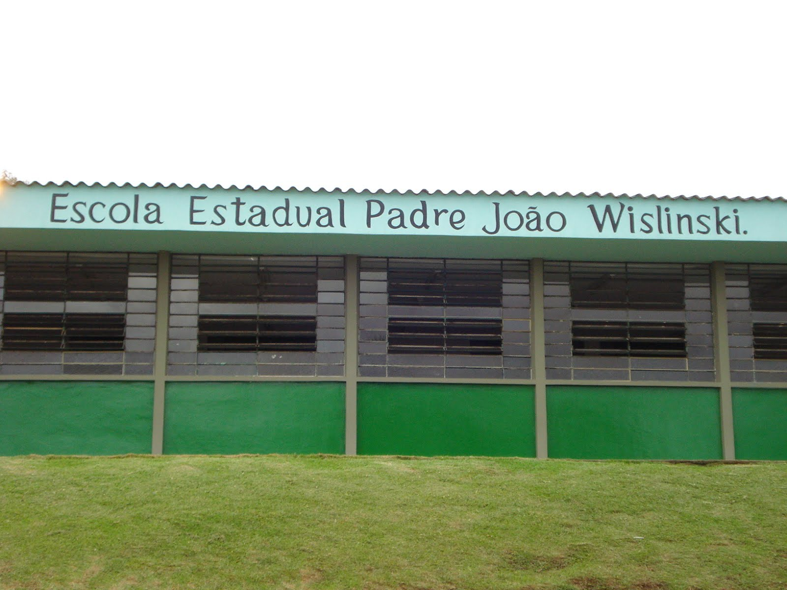 Escola estadual Padre João Wislinski