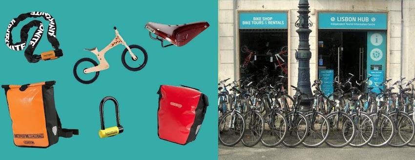 Lisbon Hub Bike Shop