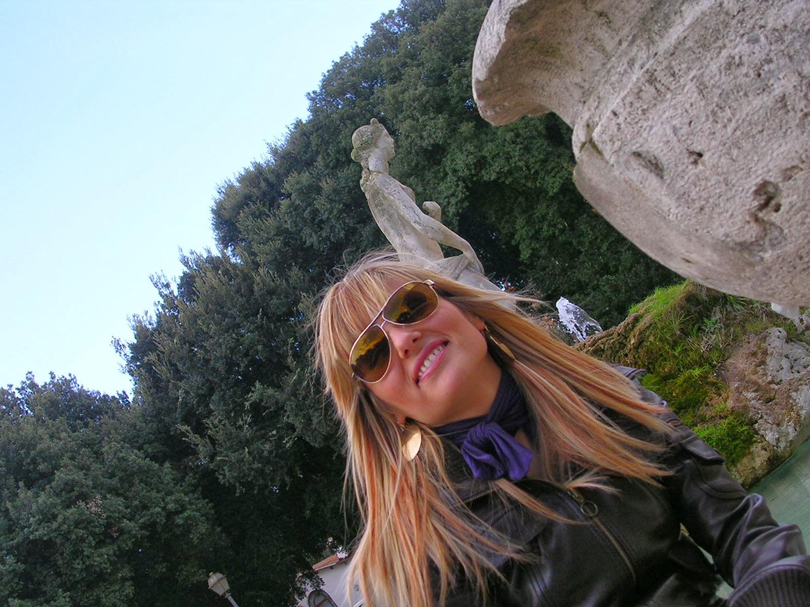 capelli biondi - roma