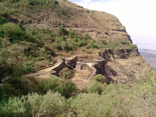 Raigad Fort - Killa