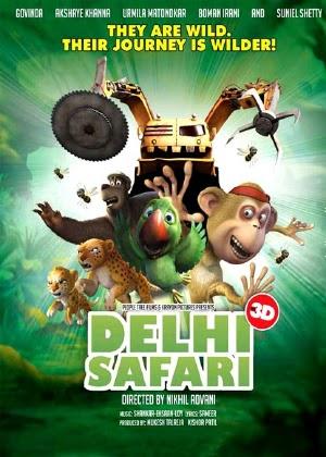 Cuộc Phiêu Lưu Delhi