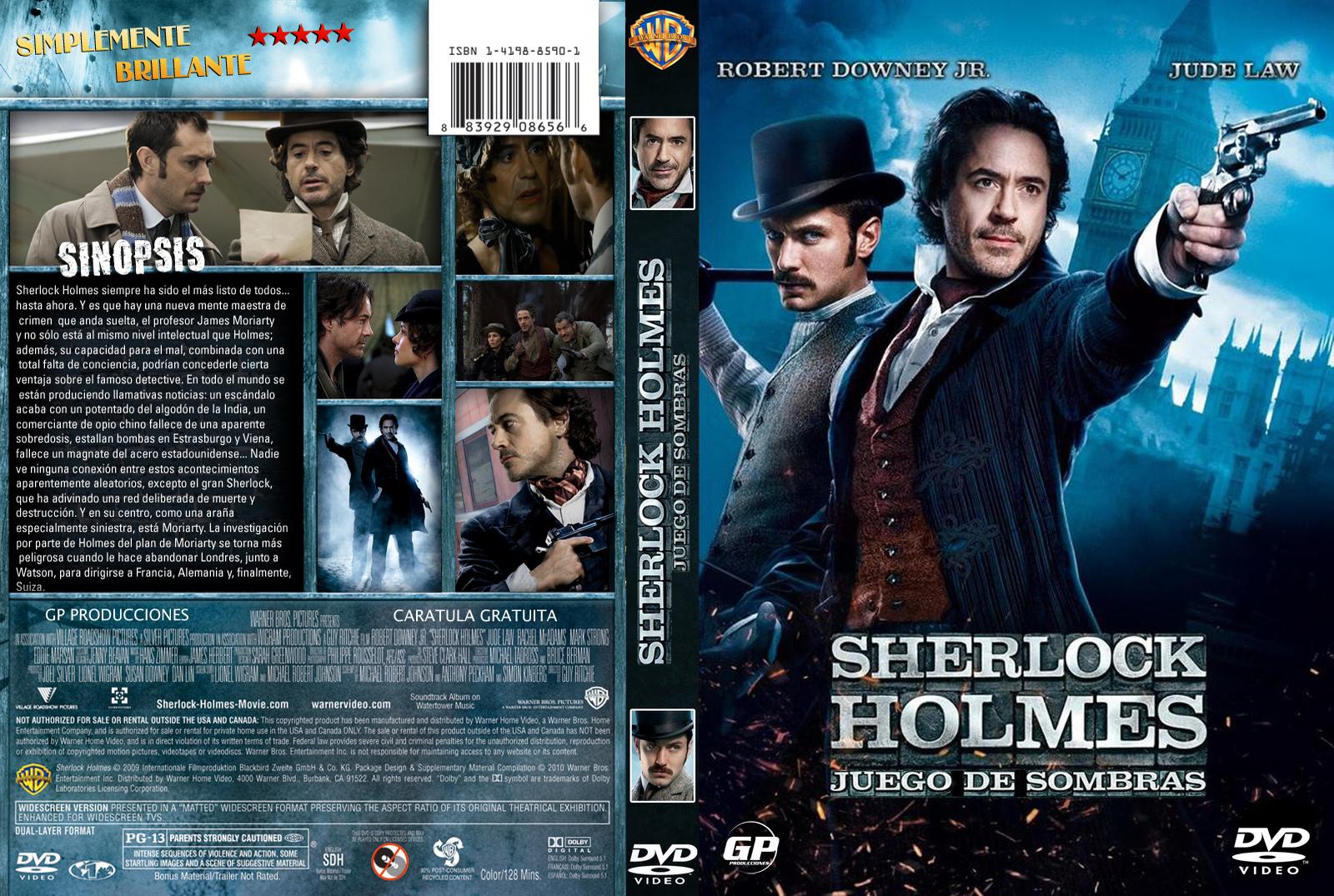Sherlock holmes la boucle dargent