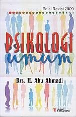 toko buku rahma: buku PSIKOLOGI UMUM, pengarang abu ahmadi, penerbit rineka cipta