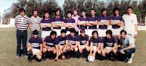 Campeón Deptal. 1982