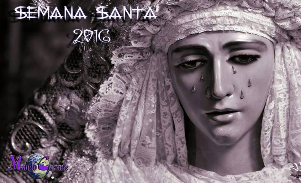 cartel mundo cofrade 2016