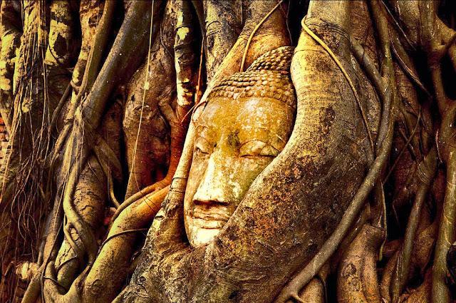 Buddha, Thailand, UNESCO