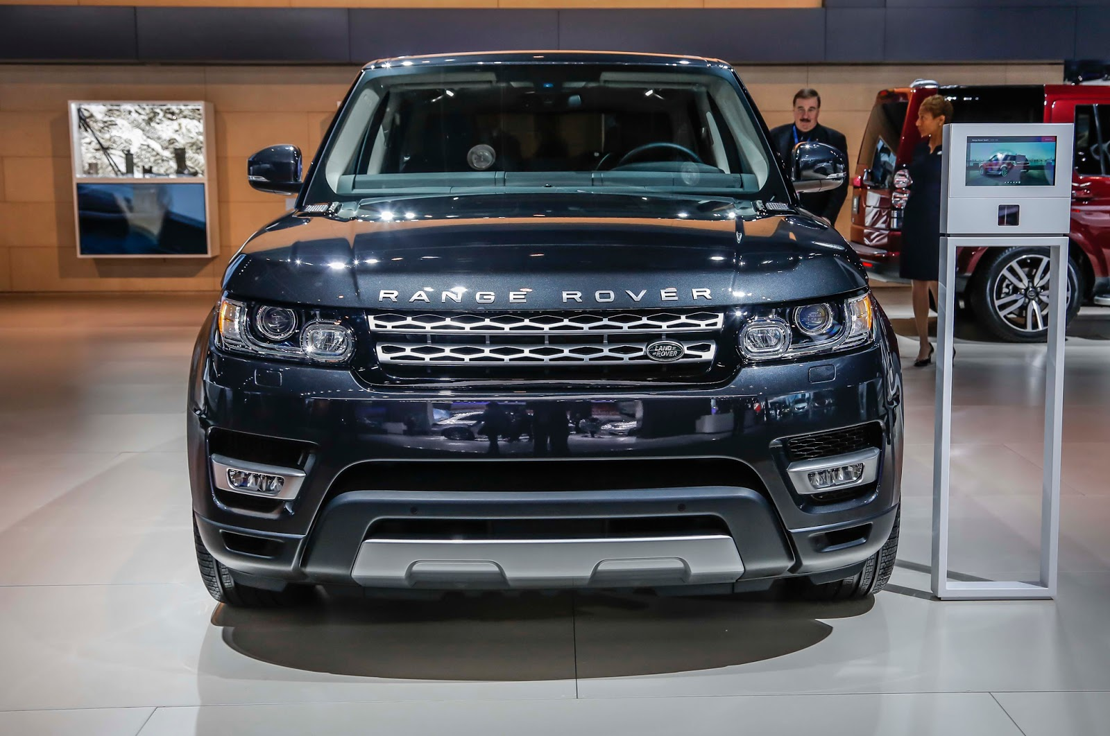 spied guard profile express brush baby rover discovery landrover auto land bady disco freelander