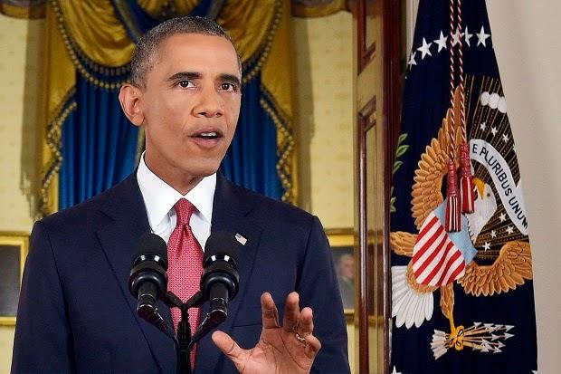 Obama Umumkan Perang Terbuka pada ISIS