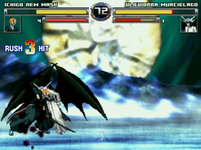 Free Bleach PC Games Mugen