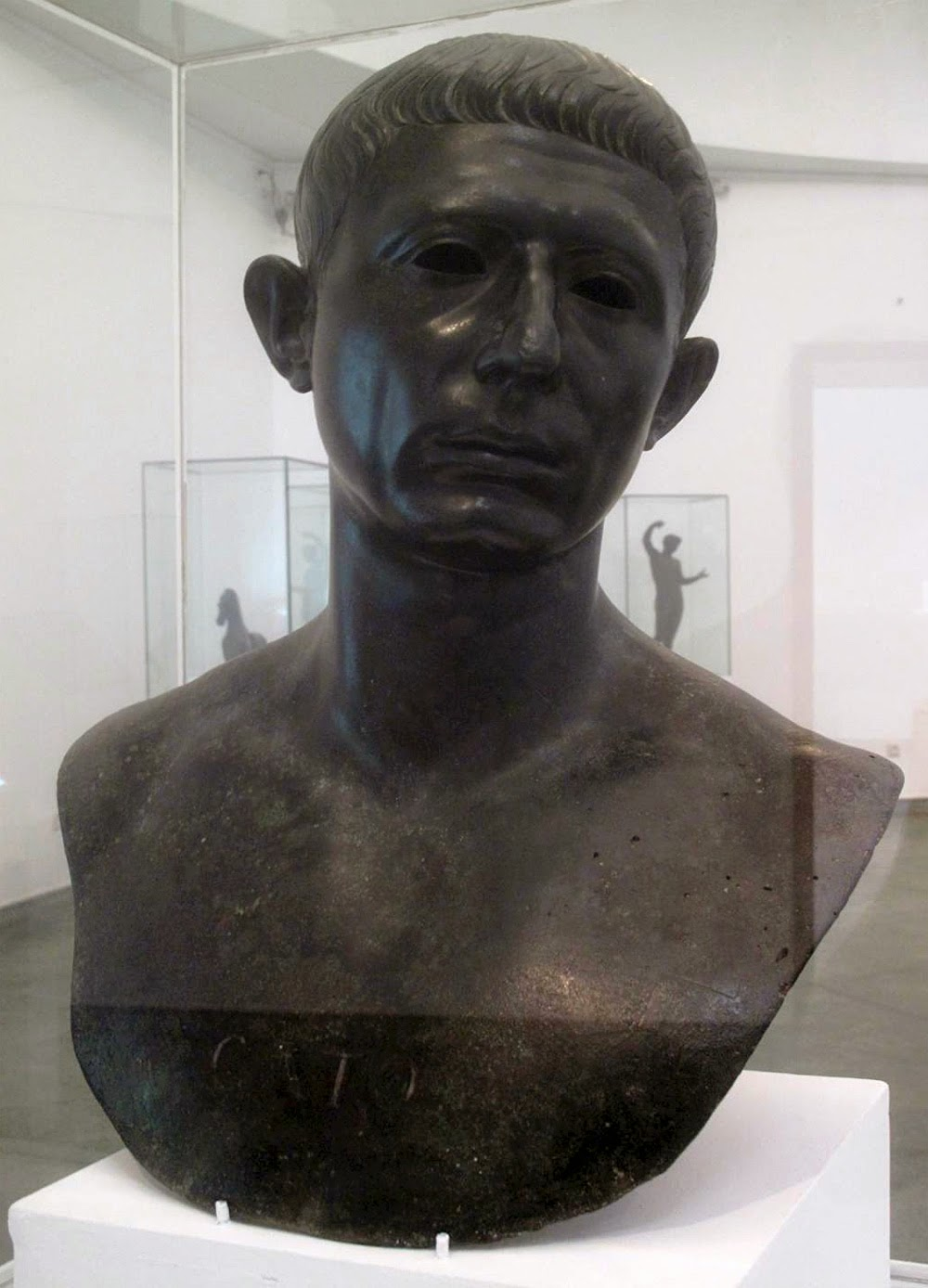 Bust - Cato the Younger