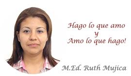 ¿QUIÉN ES RUTH MUJICA?