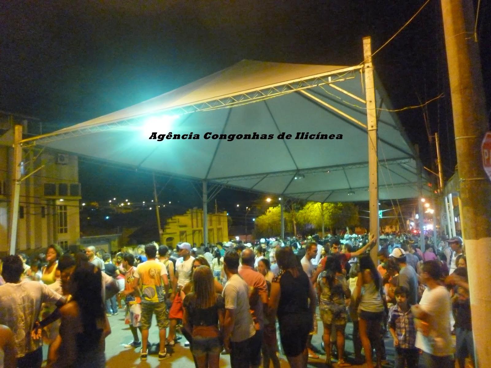 Carnaval 2014 em Ilicínea