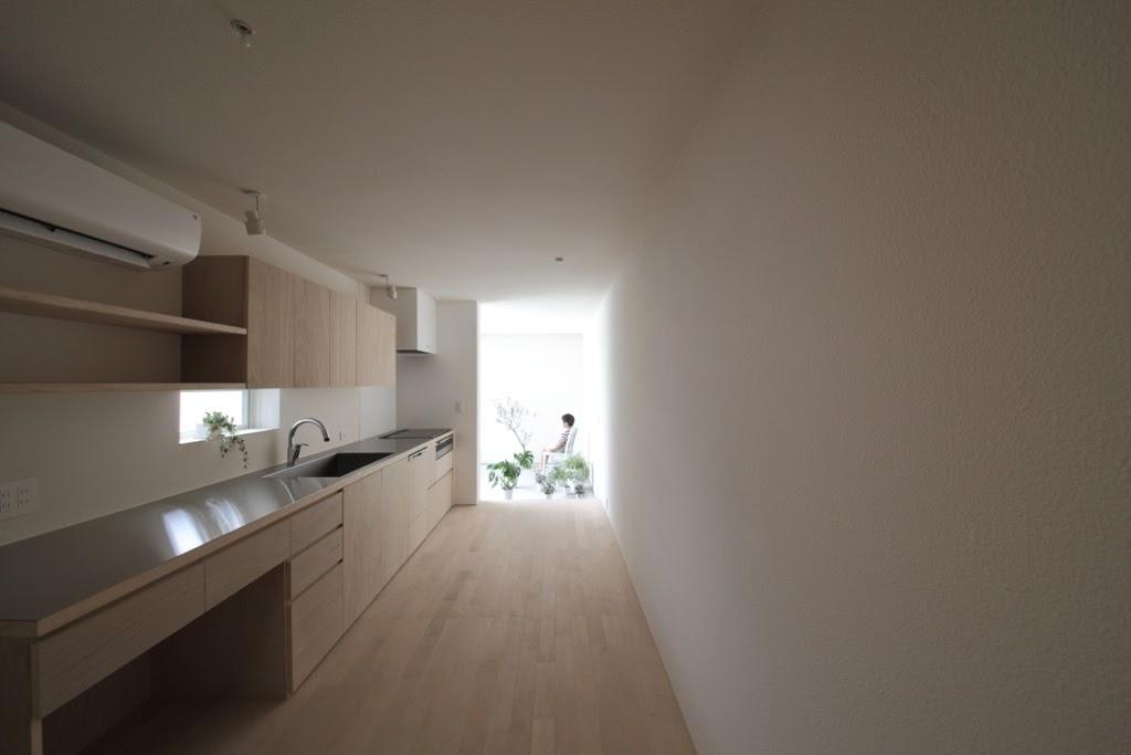 Rumah Minimalis di Lahan 3x21 Meter 9