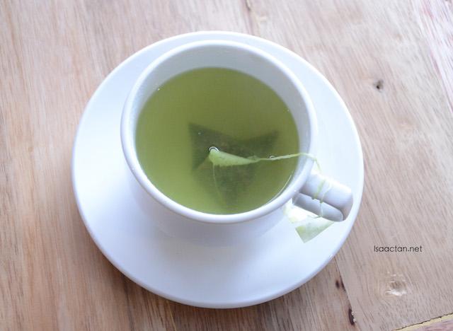Matcha tea - RM6.90