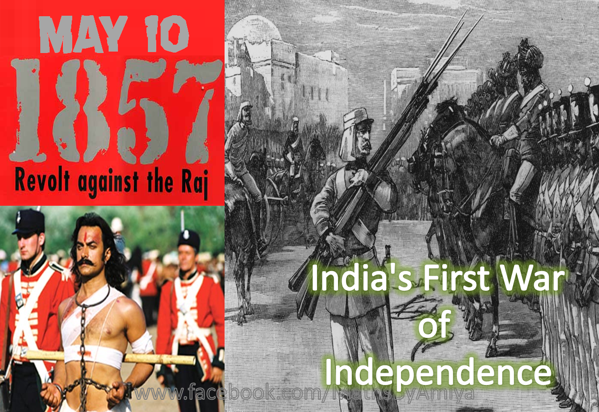 Names of the Indian Rebellion of 1857