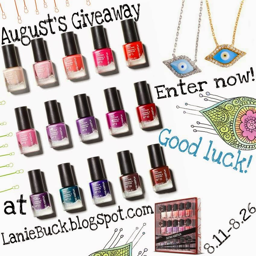 http://laniebuck.blogspot.com/2014/08/august-giveaway-sonia-kashuk-limited.html