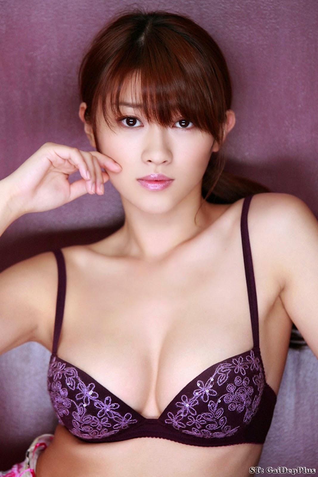 Hara mikie japanese actress gravure idol 7