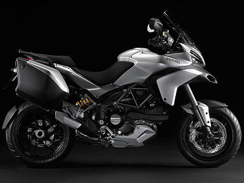 2013 Ducati Multistrada 1200S Touring Gambar Motor, 480x360 pixels