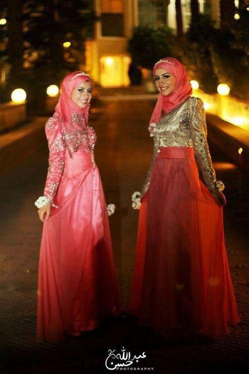 Robe soiree voilee tunisie