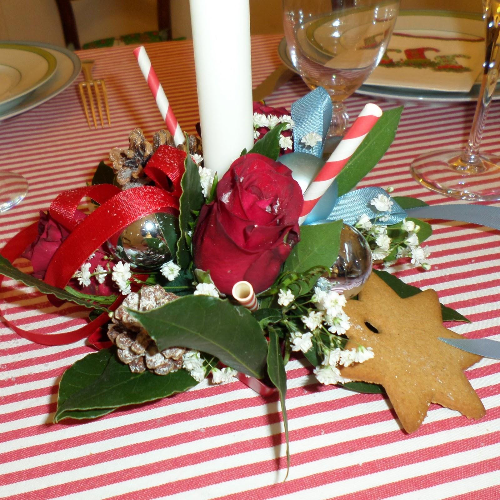 #A92230 Bleu Rouge Et Vert : Une Table De St Nicolas Aux Couleurs  6183 decoration de table de noel en rouge et vert 1600x1600 px @ aertt.com