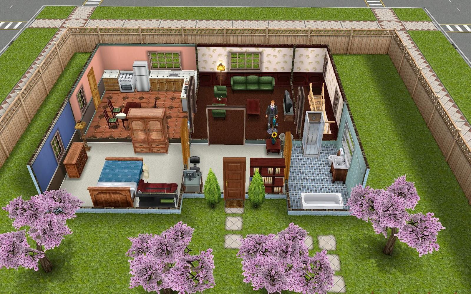 Sims Freeplay Housing 2015