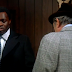 YAPHET KOTTO TRUCKS ACROSS 110TH STREET