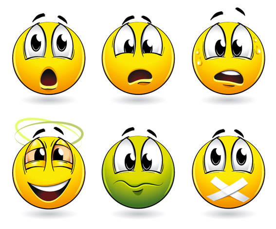 inspirasi emoticon smiley   tips dan trik desain