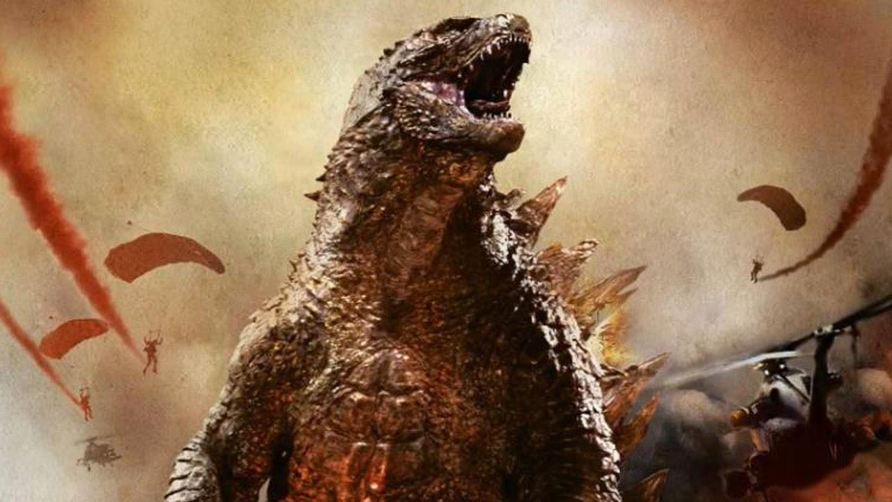 Gambar Film Godzilla 2014 Lebih Seram Monster Menyeramkan