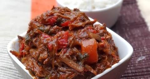 spaanse stoofpot rundvlees
