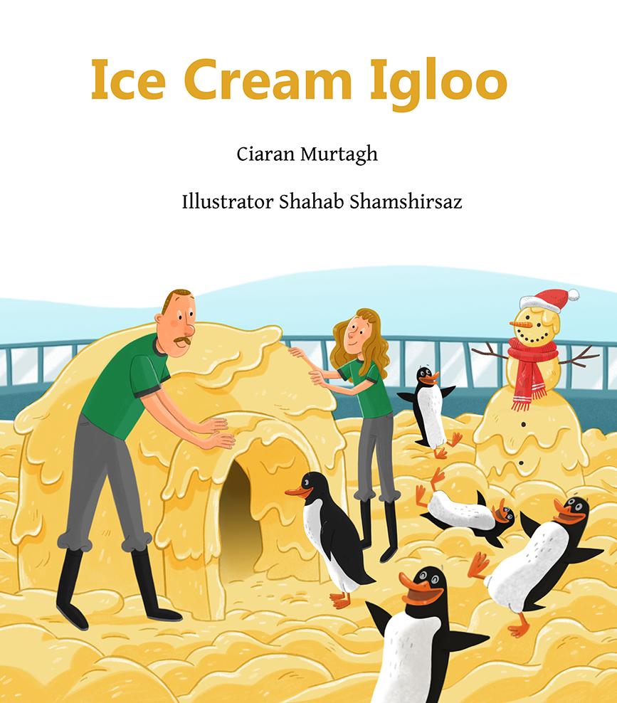 Ice Cream Igloo