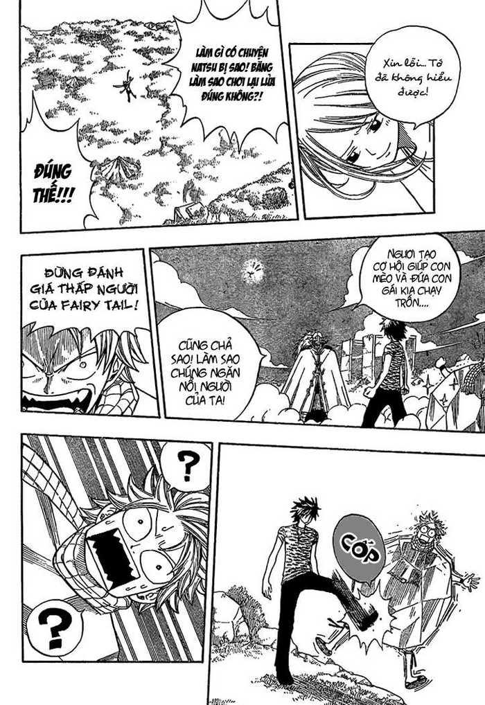 TruyenHay.Com - Ảnh 14 - Fairy Tail Chap 29