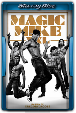 Magic Mike XXL Torrent Dublado