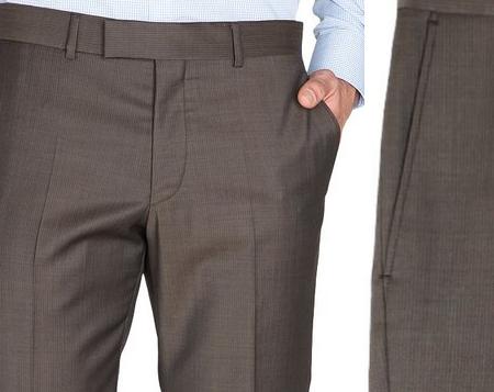 класически мъжки панталон с италиански джобове